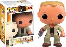 Funko POP! Walking Dead Vinyl Figure Merle Dixon