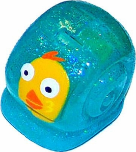 Xia-Xia Pets Hermit Crab Shell Aqua Blue with Chick