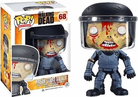 Funko POP! Walking Dead Vinyl Figure Prison Guard Zombie