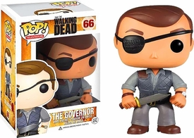 Funko POP! Walking Dead Vinyl Figure The Govenor New!