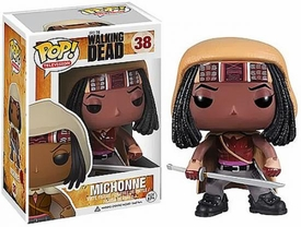 Funko POP! Walking Dead Vinyl Figure Michonne New!