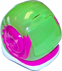 Xia-Xia Pets Hermit Crab Shell Green & Purple Swirl