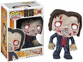 Funko POP! Walking Dead Vinyl Figure Tank Zombie