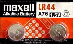 Xia-Xia Pets Maxell LR44 Battery 2-Pack Need Extra Batteries?