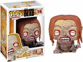Funko POP! Walking Dead Vinyl Figure Bicycle Girl