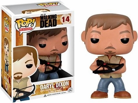 Funko POP! Walking Dead Vinyl Figure Darryl Dixon New!