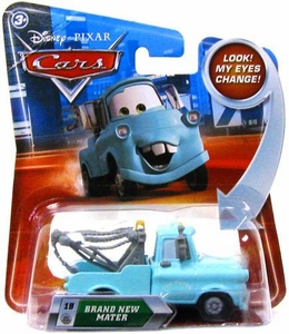 Disney / Pixar CARS Movie 1:55 Die Cast Car with Lenticular Eyes Series 2 Brand New Mater
