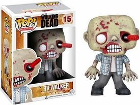 Funko POP! Walking Dead Vinyl Figure RV Walker Zombie