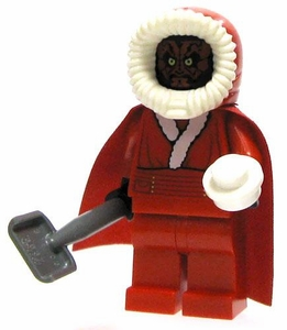 LEGO Star Wars LOOSE Mini Figure Santa Maul