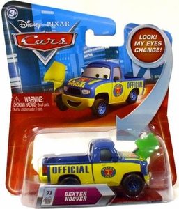 Disney / Pixar CARS Movie 1:55 Die Cast Car with Lenticular Eyes Series 2 Dexter Hoover