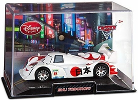 Disney / Pixar CARS 2 Movie Exclusive 1:43 Die Cast Car In Plastic Case Shu Todoroki