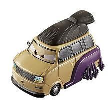 Disney / Pixar CARS 2 Movie Exclusive 1:43 Die Cast Car In Plastic Case Sumo