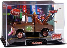 Disney / Pixar CARS 2 Movie Exclusive 1:43 Die Cast Car In Plastic Case Wasabi Mater
