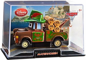 Disney / Pixar CARS 2 Movie Exclusive 1:43 Die Cast Car In Plastic Case Materhosen