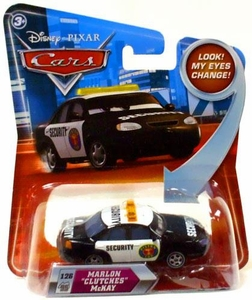 Disney / Pixar CARS Movie 1:55 Die Cast Car with Lenticular Eyes Series 2 Marlon