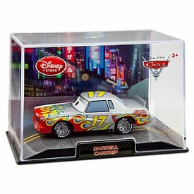 Disney / Pixar CARS 2 Movie Exclusive 1:43 Die Cast Car In Plastic Case Darrel Cartrip