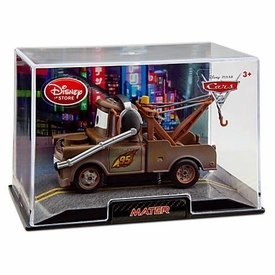 Disney / Pixar CARS 2 Movie Exclusive 1:43 Die Cast Car In Plastic Case Mater