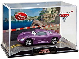 Disney / Pixar CARS 2 Movie Exclusive 1:43 Die Cast Car In Plastic Case Holley Shiftwell