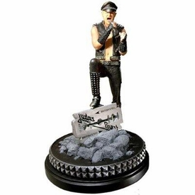 Knucklebonz Rock Iconz Collector Series Limited Edition Statue Figure Rob Halford