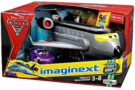Disney / Pixar CARS 2 Movie Imaginext Exclusive Siddeley & Holley Shiftwell