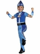 Lazytown Lazy Town Costume Sportacus Deluxe (Child Small Size 4-6x) #5668L
