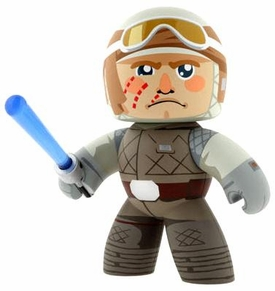 Star Wars Mighty Muggs 2009 Wave 2 Figure Luke Skywalker [Hoth Gear]