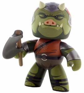 Star Wars Mighty Muggs 2009 Wave 2 Figure Gamorrean Guard