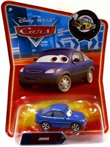 Disney / Pixar CARS Movie Exclusive 1:55 Die Cast Car Final Lap Jamie