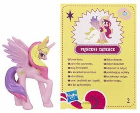 My Little Pony Friendship is Magic 2 Inch PVC Figure Series 4 Princess Cadance
