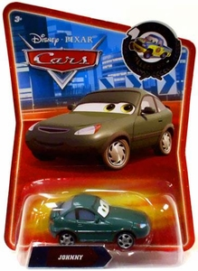 Disney / Pixar CARS Movie Exclusive 1:55 Die Cast Car Final Lap Johnny