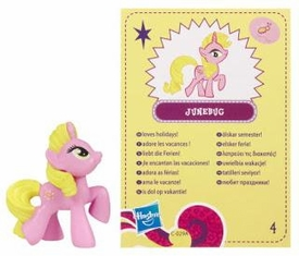 My Little Pony Friendship is Magic 2 Inch PVC Figure Series 4 Junebug