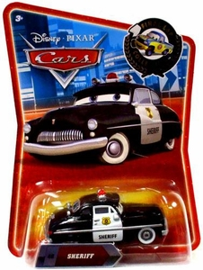 Disney / Pixar CARS Movie Exclusive 1:55 Die Cast Car Final Lap Sheriff