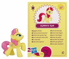 My Little Pony Friendship is Magic 2 Inch PVC Figure Series 4 Flippity Flop