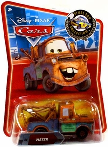 Disney / Pixar CARS Movie Exclusive 1:55 Die Cast Car Final Lap Mater