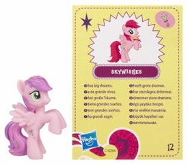My Little Pony Friendship is Magic 2 Inch PVC Figure Series 4 Skywishes