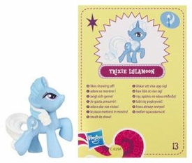My Little Pony Friendship is Magic 2 Inch PVC Figure Series 4 Trixie Lulamoon