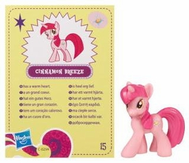 My Little Pony Friendship is Magic 2 Inch PVC Figure Series 4 Cinnamon Breeze