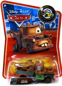 Disney / Pixar CARS Movie Exclusive 1:55 Die Cast Car Final Lap One Eye Mater