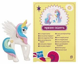 My Little Pony Friendship is Magic 2 Inch PVC Figure Series 4 Princess Celestia