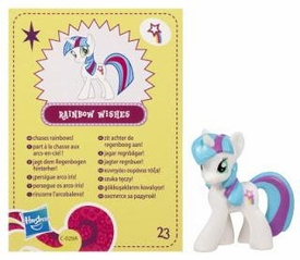 My Little Pony Friendship is Magic 2 Inch PVC Figure Series 4 Rainbow Wishes