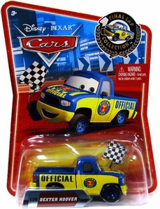 Disney / Pixar CARS Movie Exclusive 1:55 Die Cast Car Final Lap Dexter Hoover