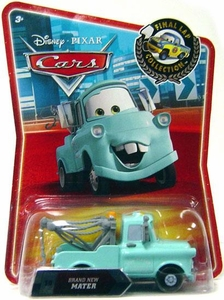 Disney / Pixar CARS Movie Exclusive 1:55 Die Cast Car Final Lap Brand New Mater