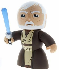 Star Wars Mighty Muggs 2009 Wave 2 Figure Obi-Wan Kenobi