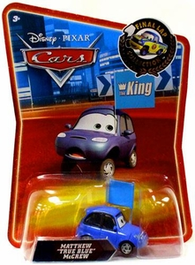 Disney / Pixar CARS Movie Exclusive 1:55 Die Cast Car Final Lap Matthew