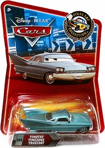 Disney / Pixar CARS Movie Exclusive 1:55 Die Cast Car Final Lap Timothy Timezone Truecoat