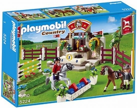 Playmobil Pony Ranch Set #5224 Horse Show