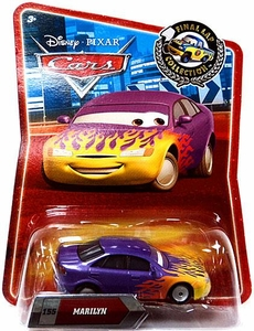 Disney / Pixar CARS Movie Exclusive 1:55 Die Cast Car Final Lap Marilyn