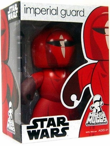 Star Wars Mighty Muggs 2009 Wave 1 Figure Imperial Guard