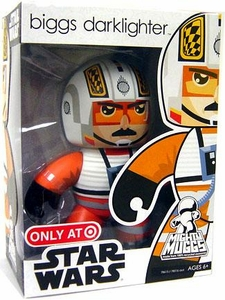 Star Wars Mighty Muggs Exclusive Figure Biggs Darklighter