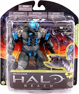 Halo Reach McFarlane Toys Series 4 Action Figure Brute Minor